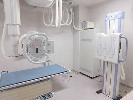 一般X線撮影検査