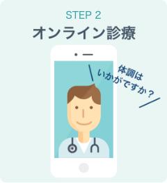 step2 オンライン診療
