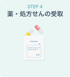 step4 薬・処方せんの受取